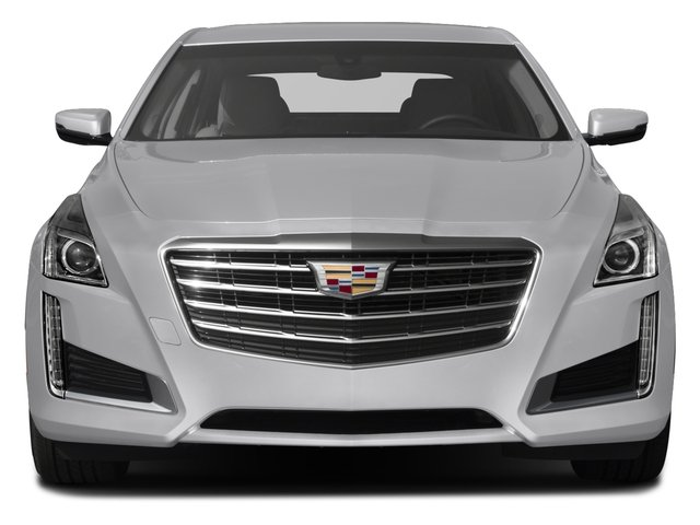 2017 Cadillac CTS Sedan Pictures CTS Sedan 4D AWD I4 Turbo photos front view
