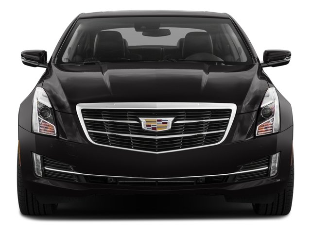 2017 Cadillac ATS Coupe Pictures ATS Coupe 2D Premium Performance V6 photos front view