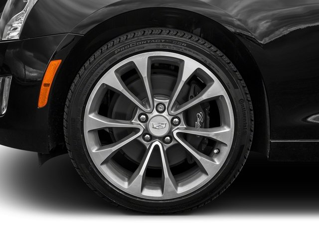 2017 Cadillac ATS Coupe Pictures ATS Coupe 2D Premium Performance V6 photos wheel