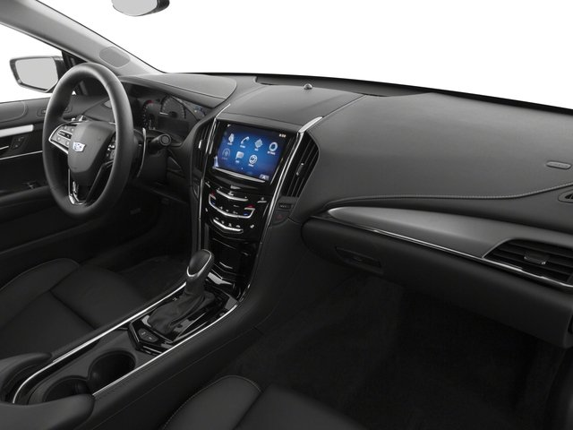 2017 Cadillac ATS Coupe Pictures ATS Coupe 2D Premium Performance V6 photos passenger's dashboard