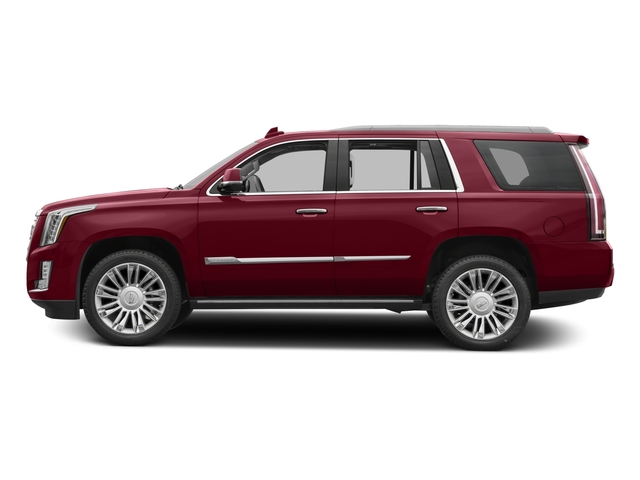 2017 Cadillac Escalade Prices and Values Utility 4D Platinum 2WD V8 side view