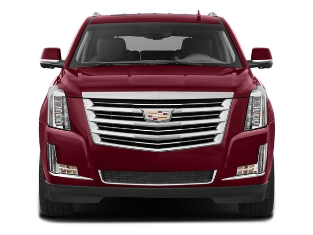 2017 Cadillac Escalade Prices and Values Utility 4D Platinum 2WD V8 front view