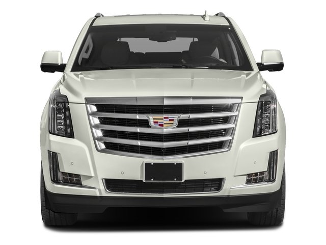 2017 Cadillac Escalade ESV Prices and Values Utility 4D ESV Platinum 4WD V8 front view