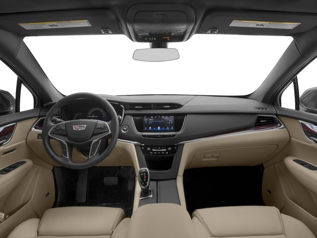 2017 Cadillac XT5 Pictures XT5 Utility 4D Premium Luxury 2WD V6 photos full dashboard