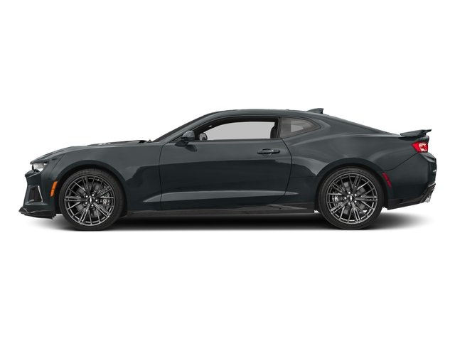 2017 Chevrolet Camaro Pictures Camaro 2dr Cpe ZL1 photos side view