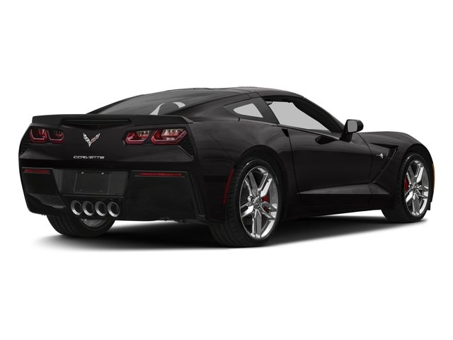 2017 Chevrolet Corvette Base Price 2dr Stingray Z51 Cpe w/1LT Pricing side rear view
