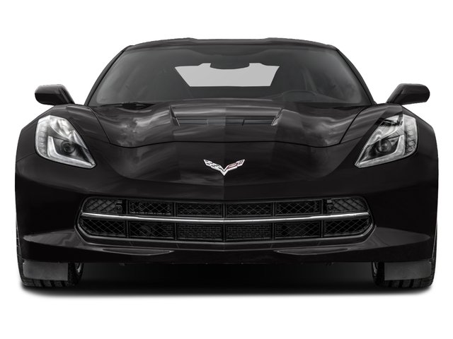 2017 Chevrolet Corvette Base Price 2dr Stingray Z51 Cpe w/1LT Pricing front view