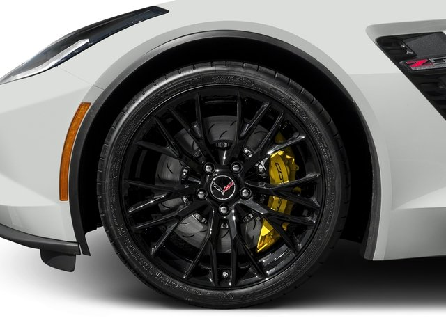 2017 Chevrolet Corvette Pictures Corvette 2dr Z06 Cpe w/1LZ photos wheel
