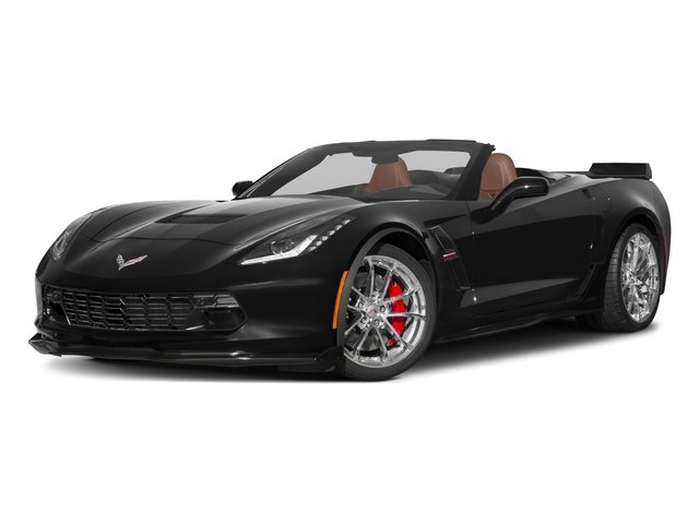 2017 Chevrolet Corvette Base Price 2dr Grand Sport Conv W 3lt Pricing Side Front View