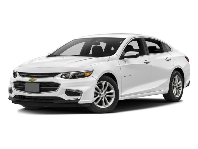 2017 Chevrolet Malibu Base Price 4dr Sdn LT w/1LT Pricing side front view