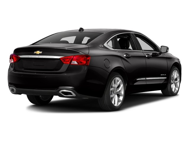2017 Chevrolet Impala Base Price 4dr Sdn Premier w/2LZ Pricing side rear view