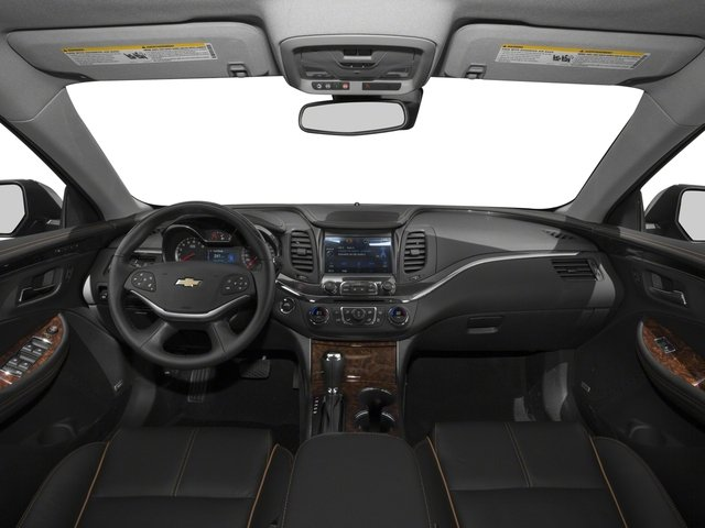 2017 Chevrolet Impala Base Price 4dr Sdn Premier w/2LZ Pricing full dashboard