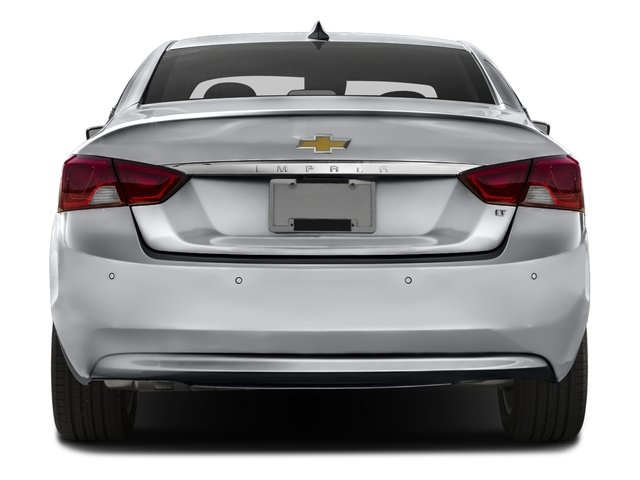 2017 Chevrolet Impala Base Price 4dr Sdn LS w/2FL *Ltd Avail* Pricing rear view