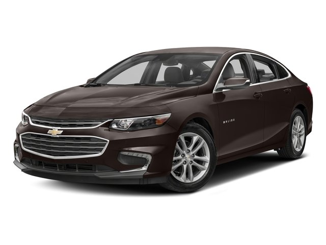 2017 Chevrolet Malibu Pictures Malibu 4dr Sdn Hybrid w/1HY photos side front view
