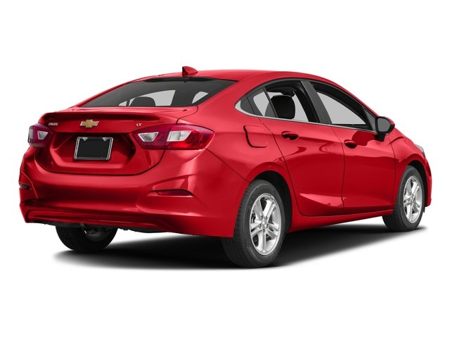 2017 Chevrolet Cruze Base Price 4dr Sdn 1.4L LT w/1SC Pricing side rear view
