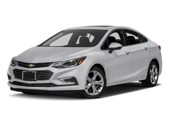2017 Chevrolet Cruze Base Price 4dr Sdn 1.4L Premier w/1SF Pricing side front view