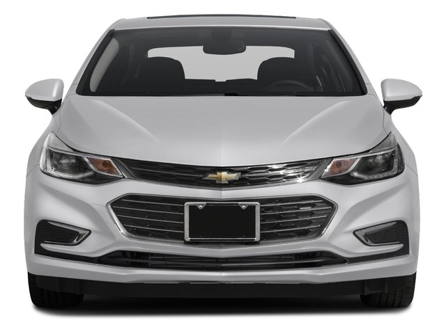 2017 Chevrolet Cruze Base Price 4dr Sdn 1.4L Premier w/1SF Pricing front view