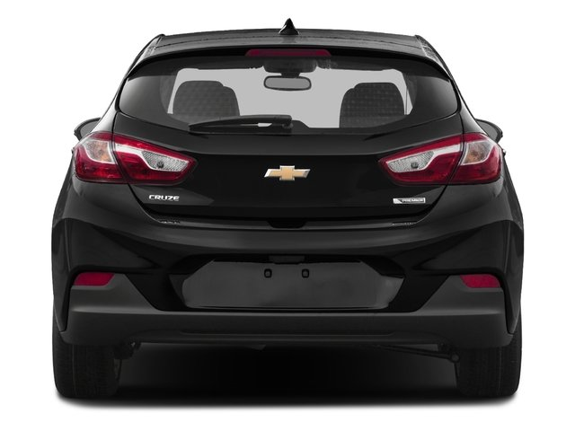 2017 Chevrolet Cruze Pictures Cruze 4dr HB 1.4L Premier w/1SF photos rear view