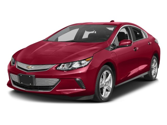 2017 Chevrolet Volt Base Price 5dr HB LT Pricing side front view