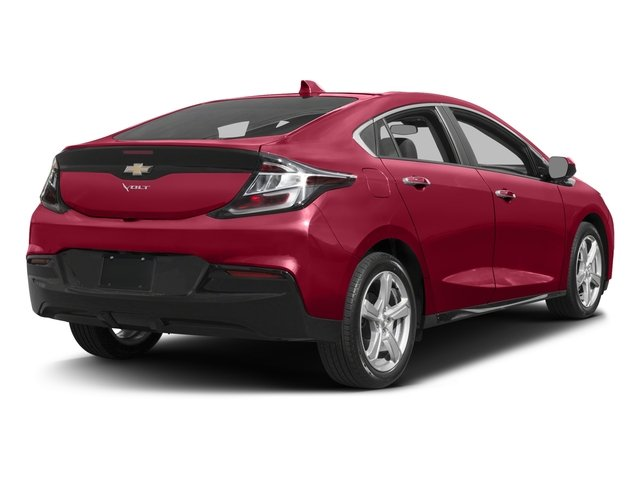 2017 Chevrolet Volt Base Price 5dr HB LT Pricing side rear view