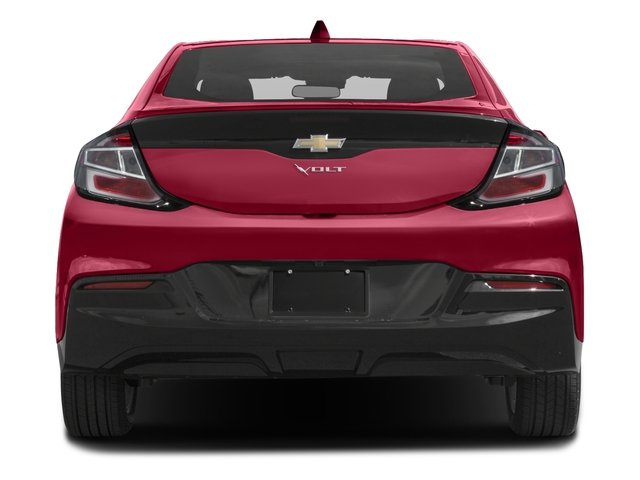2017 Chevrolet Volt Base Price 5dr HB LT Pricing rear view