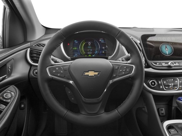 2017 Chevrolet Volt Base Price 5dr HB LT Pricing driver's dashboard