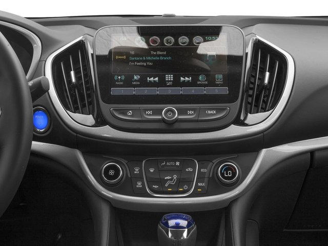 2017 Chevrolet Volt Base Price 5dr HB LT Pricing stereo system