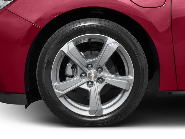 2017 Chevrolet Volt Base Price 5dr HB LT Pricing wheel