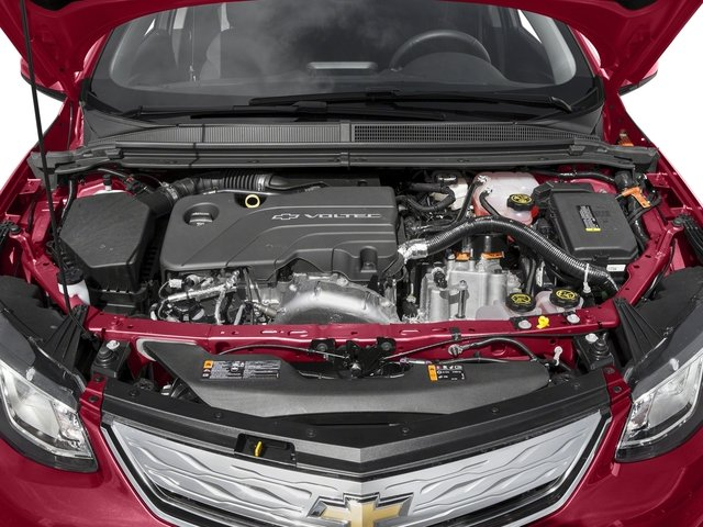 2017 Chevrolet Volt Base Price 5dr HB LT Pricing engine