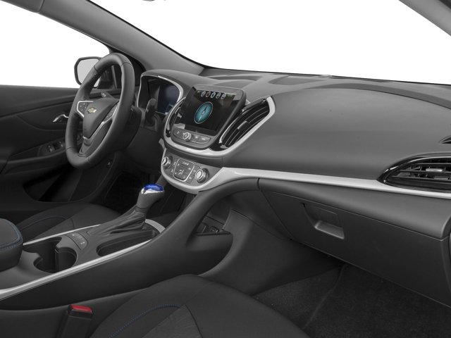 2017 Chevrolet Volt Base Price 5dr HB LT Pricing passenger's dashboard