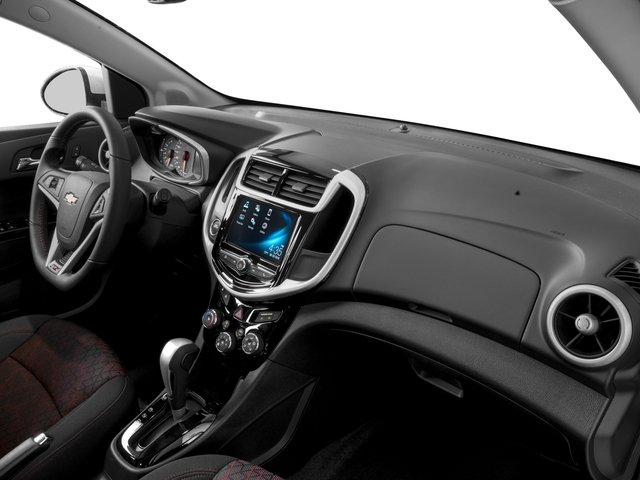 2017 Chevrolet Sonic Pictures Sonic 5dr HB Auto LT w/1SD photos passenger's dashboard