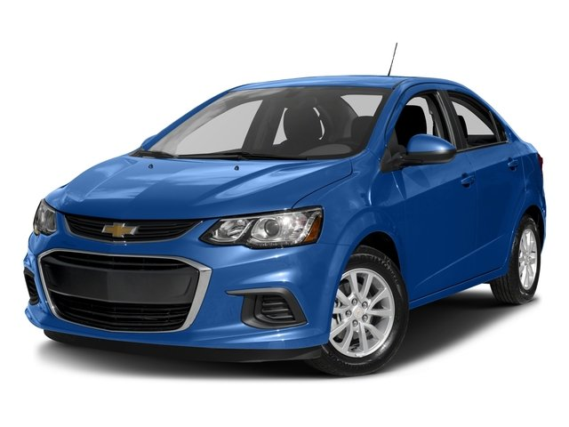 2017 Chevrolet Sonic Pictures Sonic 4dr Sdn Auto Premier photos side front view