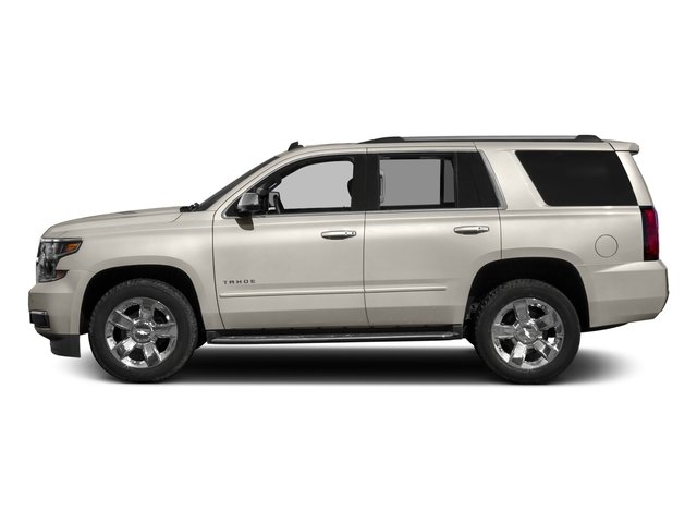 2017 Chevrolet Tahoe Pictures Tahoe 4WD 4dr Premier photos side view