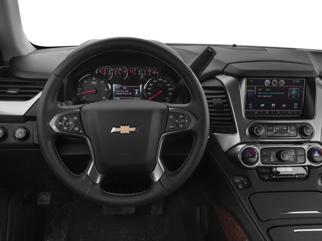 2017 Chevrolet Tahoe Pictures Tahoe 4WD 4dr Premier photos driver's dashboard