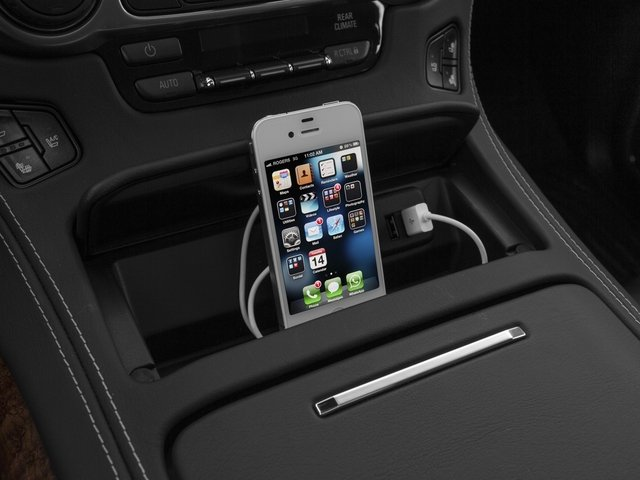 2017 Chevrolet Tahoe Pictures Tahoe 4WD 4dr Premier photos iPhone Interface