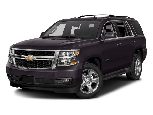 2017 Chevrolet Tahoe Base Price 2WD 4dr LT Pricing side front view