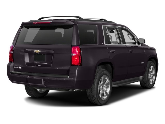 2017 Chevrolet Tahoe Base Price 2WD 4dr LT Pricing side rear view