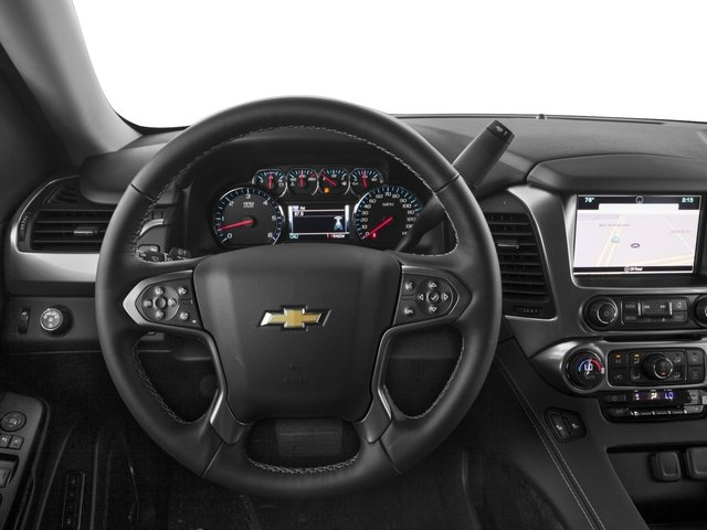 2017 Chevrolet Tahoe Base Price 2WD 4dr LT Pricing driver's dashboard
