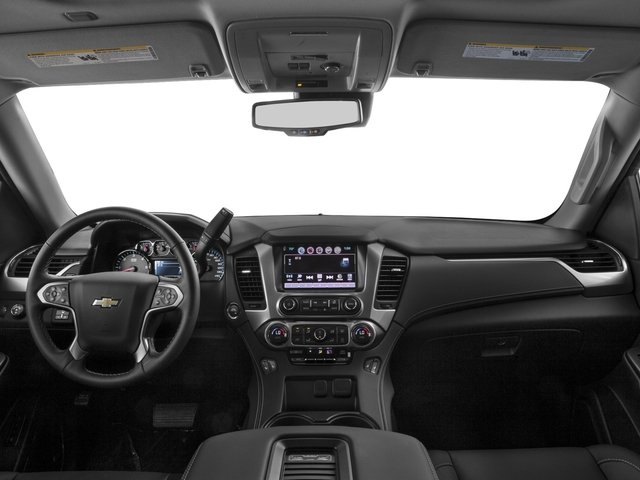 2017 Chevrolet Tahoe Base Price 2WD 4dr LT Pricing full dashboard