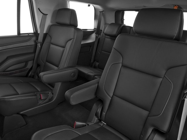 2017 Chevrolet Tahoe Base Price 2WD 4dr LT Pricing backseat interior