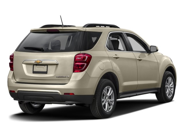 2017 Chevrolet Equinox Prices And Values Utility 4d Lt Awd Side Rear View