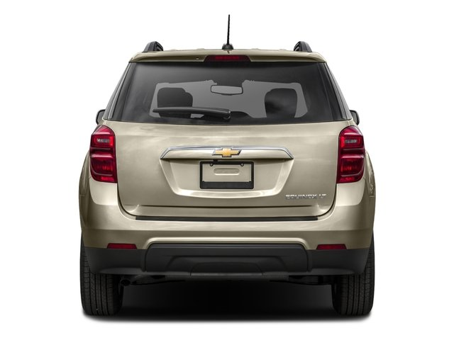 2017 Chevrolet Equinox Pictures Equinox AWD 4dr LT w/2FL photos rear view