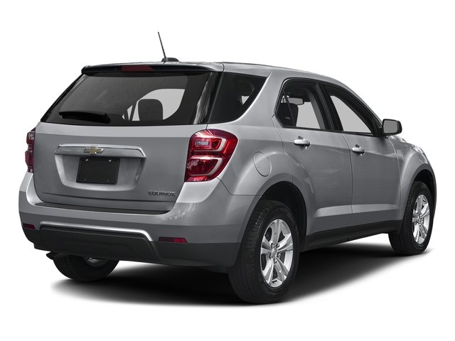 2017 Chevrolet Equinox Pictures Equinox FWD 4dr L photos side rear view