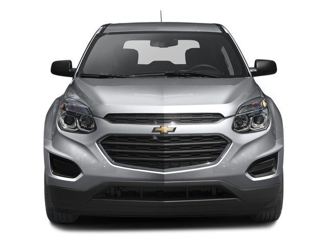 2017 Chevrolet Equinox Pictures Equinox FWD 4dr L photos front view
