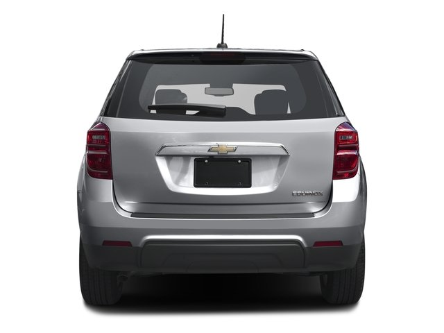 2017 Chevrolet Equinox Pictures Equinox FWD 4dr L photos rear view