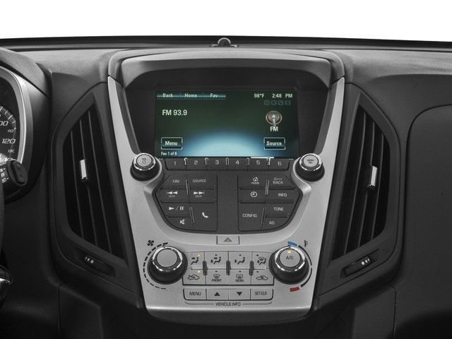 2017 Chevrolet Equinox Pictures Equinox FWD 4dr L photos stereo system
