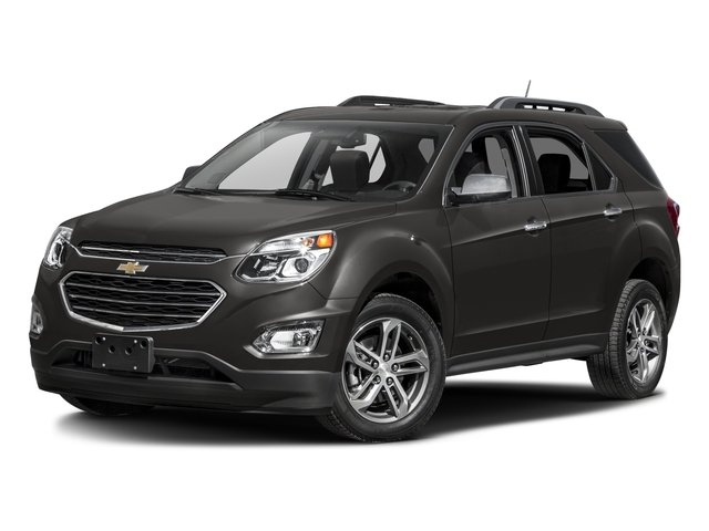 2017 Chevrolet Equinox Base Price FWD 4dr Premier Pricing side front view