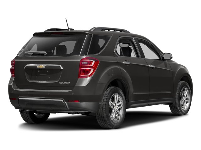 2017 Chevrolet Equinox Base Price FWD 4dr Premier Pricing side rear view
