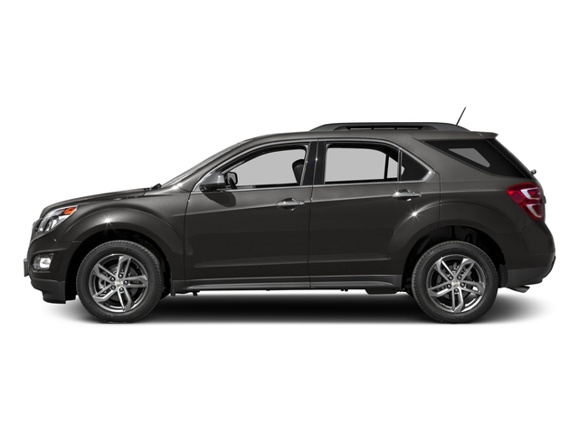 2017 Chevrolet Equinox Base Price FWD 4dr Premier Pricing side view