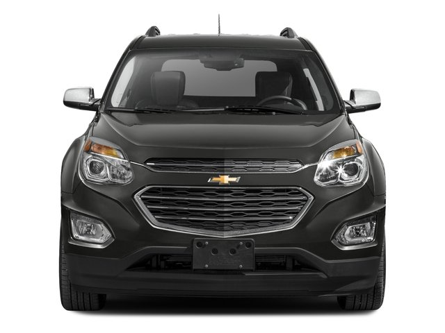 2017 Chevrolet Equinox Base Price FWD 4dr Premier Pricing front view